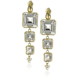Ray Griffiths 18k Yellow Gold 14mm Earrings on Post with