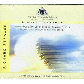 Richard Strauss Also Sprach Zarathustra/Don Juan/ Till