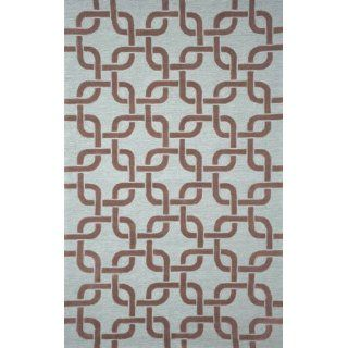 Chains Driftwood Outdoor Patio Furniture Rug 42 X 66 Home & Kitchen