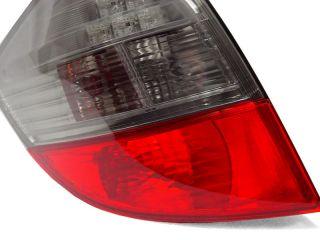 09 10 Honda Fit LED Mugen JDM Red Smoke Tail Lights New