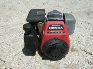 Honda 5 5 Engine for Edger Log Splitter Pressure Washer and More