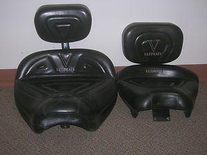 Honda Valkyrie Motorcycle seat