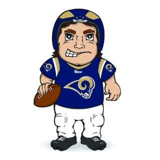 St. Louis Rams 18 Mascot Bookshelf   NFL Football Sports