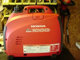 Portable Honda Generator EU1000I