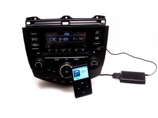 Honda Accord Civic CRV Odyssey Auxiliary Aux Adapter iPod iPhone iPad