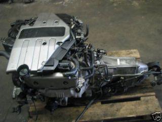 96 04 Acura RL SOHC 3 5L C35A Engine V6 Honda Legend C35A Motor
