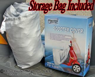 New Deluxe Scooter Moped Cover Covers Honda Spree Med SC M