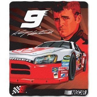Kasey Kahne #9 Budweiser 60x80 Full Throttle Super Plush