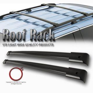 03 08 Honda Pilot Rooftop Rack Carrier Crossbars Roof Top Cargo Cross