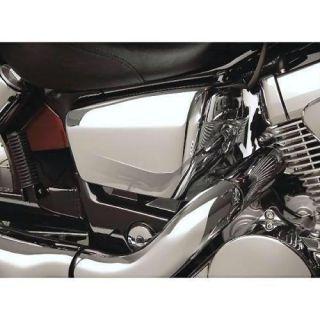 Honda Shadow 750 Spirit C2 Chrome Side Battery Covers