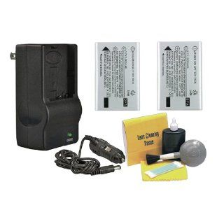 Fujifilm High Capacity Lithium Ion Replacement for Fuji NP