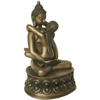 Buddha Shakti, Bronze finish   Large