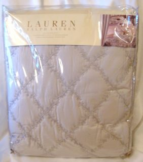 Ralph Lauren St Honore Full Queen Quilt NIP
