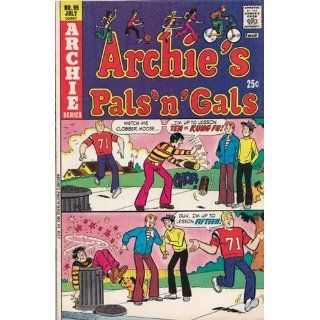 Archies Pals n Gals #95 Back Issue Comic Book (Jul 1975