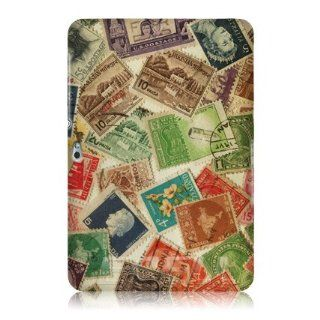 Ecell   HEAD CASE STAMPS STAMP PATTERN BACK CASE COVER FOR