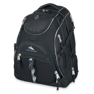 High Sierra Access Pack (Black) Clothing