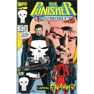 The Punisher, Vol 2, #69 (Comic Book) ohit #6 of 7