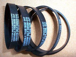 Hoover Part 38528 040 Genuine Vacuum Belts Fits Elite Legacy More
