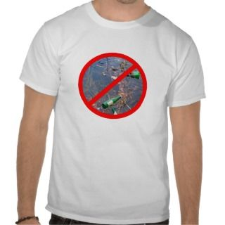 Dont waste tee shirts