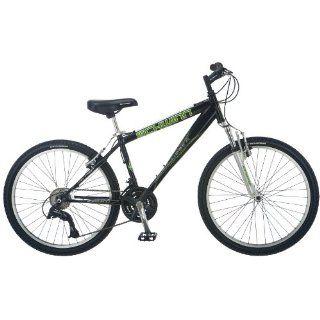 Schwinn Boys High Timber Bicycle (Black) Sports