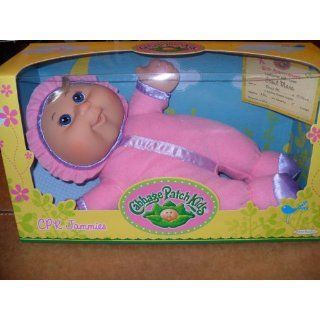 Cabbage Patch Kids CPK Jammies Blond Girl Toys & Games