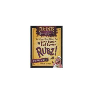 Cuginos Garlic Butter Bud Buster Rubz (Economy Case Pack) 4 Oz Box