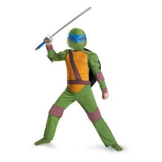 Teenage Mutant Ninja Turtle Leonardo Animated Classic
