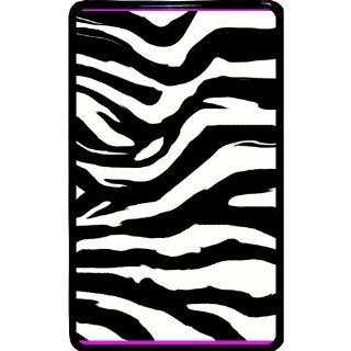 Zebra Print Kindle Fire Case Hard Cover Case High Quality