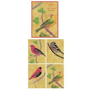Birds of a Feather Note Cards Potter Style 9780307339027