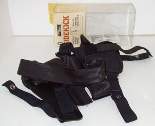 Uncle Mikes 8700 0 Hort Shoulder Holster Right or Left Hand 2 3
