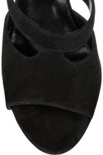 Abel Munoz Cosma suede platform sandals   85% Off