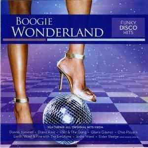 Cent CD Boogie Wonderland Funky Disco Hits 17 Songs SEALED