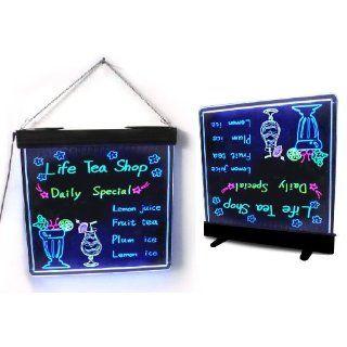 Flashing Advertising Display Writing Menu Board Sign