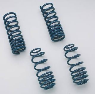 Hotchkis lowering Springs Front and Rear Black Chevy Caprice Impala SS