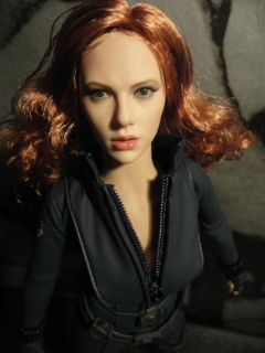 Hot Toys Black Widow Shield Agent Avengers