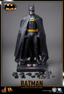 HOT TOYS 12 DX09 BATMAN (1989) Michael Keaton 1/6 Figure GRAPPLE GUN