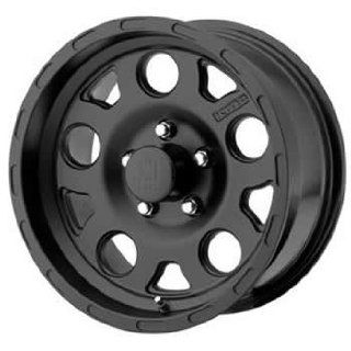 XD XD122 15x7 Black Wheel / Rim 5x4.75 with a  6mm Offset and a 83.00