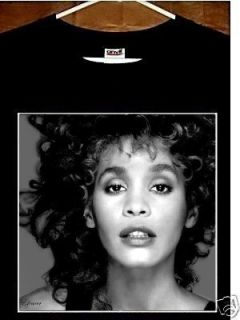 Whitney Houston T Shirt Whitney Houston T Shirt