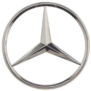 Eastern star auto emblem on popscreen for Mercedes benz insignia