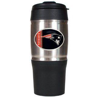 BSS   New England Patriots NFL 18oz Travel Mug Everything