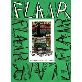 Flair Magazine, September 1950. Vol. 1, No. 8, New York Issue Fl