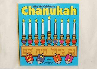 Why We Celebrate Chanukah Book by Howard Kurtz Paperback New