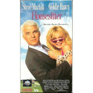 HouseSitter [VHS] Steve Martin, Goldie Hawn, Dana Delany