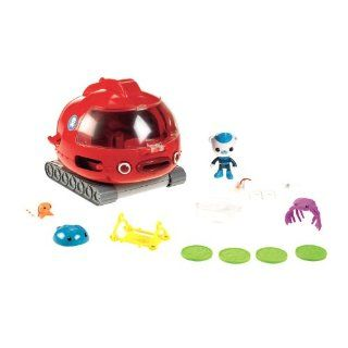 Octonauts Launch & Rescue Gup X Vehicle: Toys & Games