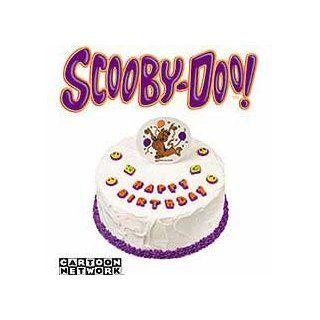 Wilton Scooby Doo Edible Cake Decorations Kitchen