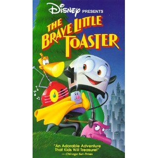 The Brave Little Toaster (Disney Presents) [VHS] Jon