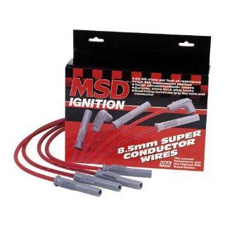 MSD 31293 Black Super Conductor Wire Set    Automotive