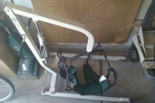 Hoyer Manual Patient Lift with Sling