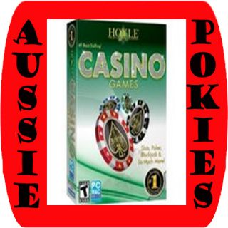 Hoyle Casino Games Slots Table Games Horse Racing