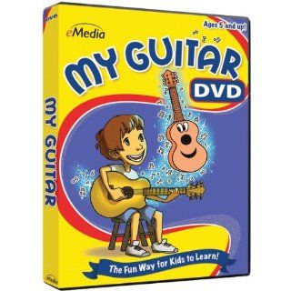 3 Pack MY GUITAR DVD (Catalog Category IMPORT PRODUCTS